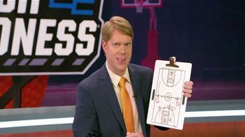 AT&T Wireless TV Spot, 'NCAA March Madness: Game Insights' - Thumbnail 8