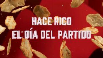 Ritz Crackers Crisp & Thins TV Spot, 'El día del partido' [Spanish] - Thumbnail 7