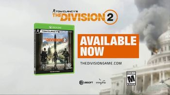 Tom Clancy's The Division 2 TV Spot, 'Reviews' - Thumbnail 8
