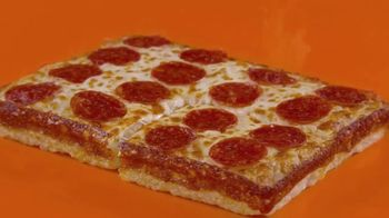 Little Caesars Pizza $5 Hot-N-Ready Lunch Combo TV Spot, 'Ahora $4 dólares' [Spanish] - Thumbnail 3