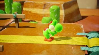 Yoshi's Crafted World TV Spot, 'Disney: Adventure Awaits' - Thumbnail 1