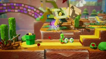 Yoshi's Crafted World TV Spot, 'Disney: Adventure Awaits' - Thumbnail 2