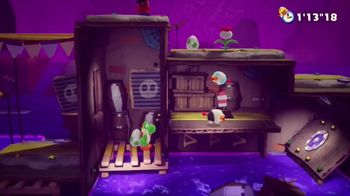 Yoshi's Crafted World TV Spot, 'Disney: Adventure Awaits' - Thumbnail 7