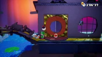 Yoshi's Crafted World TV Spot, 'Disney: Adventure Awaits' - Thumbnail 8
