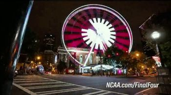 NCAA TV Spot, '2020 NCAA Final Four: Atlanta'