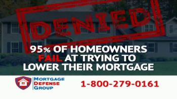 Mortgage Defense Group TV Spot, 'Attention Homeowners'