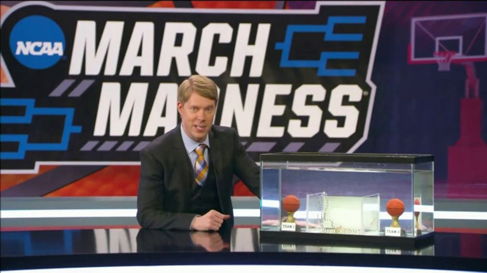 AT&T Wireless TV Commercial, 'NCAA March Madness: Inkstradamus'