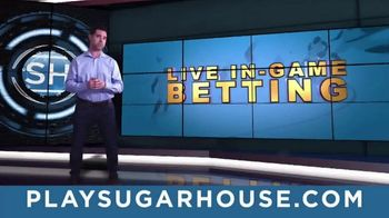 SugarHouse TV Spot, 'Basketball Betting' - Thumbnail 5