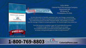 Colonial Penn TV Spot, 'Living Insurance' - Thumbnail 9