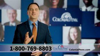 Colonial Penn TV Spot, 'Living Insurance' - Thumbnail 3