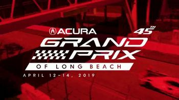 Acura TV Spot, 'Test Drive: 45th Grand Prix of Long Beach' [T2] - Thumbnail 3