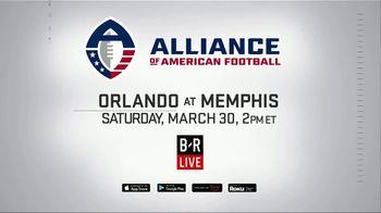 Bleacher Report Live TV Spot, 'Alliance of American Football' Featuring Hines Ward, Troy Polamalu - Thumbnail 6