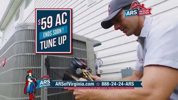 ARS Rescue Rooter $59 AC Tune Up Special TV Spot, 'Ends Soon' - Thumbnail 3