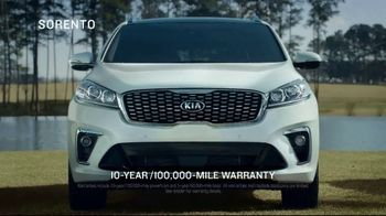 Kia Spring Savings Time TV Spot, 'Quality: The Kia Badge' [T2]