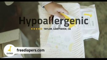 DYPER Bamboo Diaper Subscription TV Spot, 'Better for Baby and the Environment' - Thumbnail 5