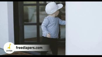 DYPER Bamboo Diaper Subscription TV Spot, 'Better for Baby and the Environment' - Thumbnail 6