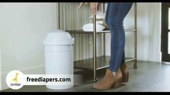 DYPER Bamboo Diaper Subscription TV Spot, 'Better for Baby and the Environment' - Thumbnail 8