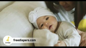 DYPER Bamboo Diaper Subscription TV Spot, 'Better for Baby and the Environment' - Thumbnail 9