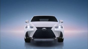 Invitation to Lexus Sales Event TV Spot, 'Exhilaration' [T2] - Thumbnail 1