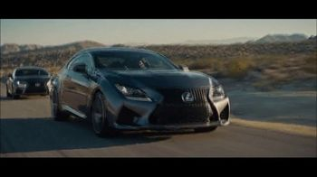 Invitation to Lexus Sales Event TV Spot, 'Exhilaration' [T2] - Thumbnail 4