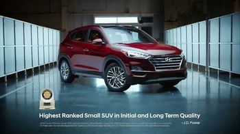 Hyundai Spring Fever Sales Event TV Spot, 'Built Right In' [T2]