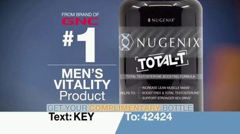 Nugenix Total-T TV Spot, 'On Top of Your Game' Featuring Frank Thomas, Andy Van Slyke, Doug Flutie - Thumbnail 5
