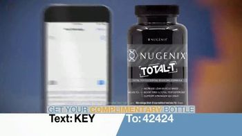 Nugenix Total-T TV Spot, 'On Top of Your Game' Featuring Frank Thomas, Andy Van Slyke, Doug Flutie - Thumbnail 7