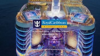 Royal Caribbean Cruise Lines TV Spot, 'Brave' Song by Danger Twins - Thumbnail 7