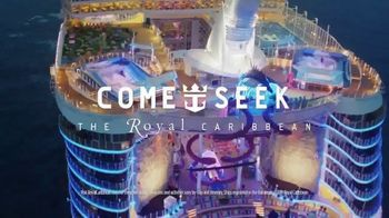 Royal Caribbean Cruise Lines TV Spot, 'Brave' Song by Danger Twins - Thumbnail 6
