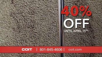COIT TV Spot, 'Clean Up Winter Mud' - Thumbnail 6