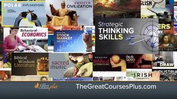 The Great Courses TV Spot, 'Think Greater' - Thumbnail 7