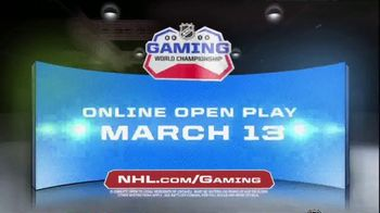 NHL Gaming World Championship TV Spot, 'Register Today' - Thumbnail 3