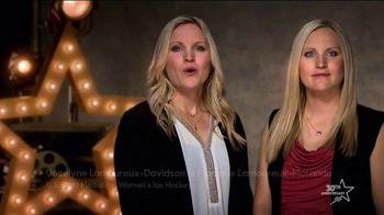 The More You Know TV Spot, 'Empowering' Ft. Jocelyne Lamoureux-Davidson, Monique Lamoureux-Morando - Thumbnail 1