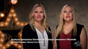 The More You Know TV Spot, 'Empowering' Ft. Jocelyne Lamoureux-Davidson, Monique Lamoureux-Morando - Thumbnail 4