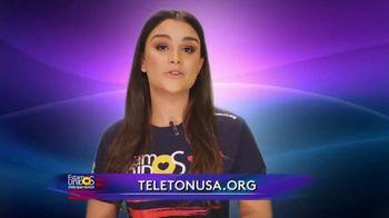 TeletónUSA TV Spot, 'Rehabilitación de calidad' con Clarissa Molina [Spanish]
