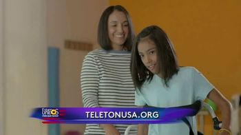 TeletónUSA TV Spot, 'Rehabilitación de calidad' con Clarissa Molina [Spanish] - Thumbnail 2