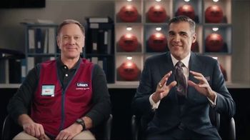 Lowe's TV Spot, 'Do It Wright Playbook: Outdoor Power Equipment' Featuring Jay Wright - Thumbnail 7