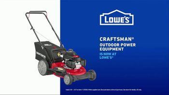 Lowe's TV Spot, 'Do It Wright Playbook: Outdoor Power Equipment' Featuring Jay Wright - Thumbnail 8