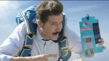 Fruit of the Loom Breathable Boxer Briefs TV Spot, 'Sky Dive' - 120 commercial airings