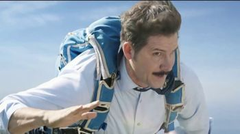 Fruit of the Loom Breathable Boxer Briefs TV Spot, 'Sky Dive' - Thumbnail 1