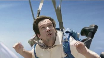 Fruit of the Loom Breathable Boxer Briefs TV Spot, 'Sky Dive' - Thumbnail 4
