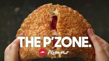Pizza Hut P'Zone TV Spot, 'You Asked, We Delivered. The P'ZONE is Back!' - Thumbnail 2