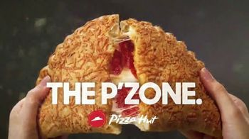 Pizza Hut P\'Zone TV Spot, \'You Asked, We Delivered. The P\'ZONE is Back!\'