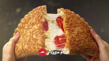 Pizza Hut P'Zone TV Spot, 'You Asked, We Delivered. The P'ZONE is Back!' - Thumbnail 4