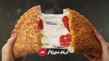 Pizza Hut P'Zone TV Spot, 'You Asked, We Delivered. The P'ZONE is Back!' - Thumbnail 5