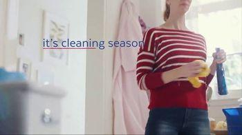 Lysol TV Spot, 'Cleaning Season Protection' - Thumbnail 7