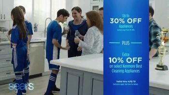 Sears TV Spot, 'Spring 2019: Shop With Confidence Today' - Thumbnail 9