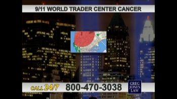 Greg Jones Law TV Spot, '9/11 World Trade Center Cancer' - Thumbnail 1