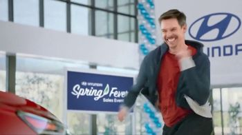 Hyundai Spring Fever Sales Event TV Spot, 'Happy Dance' [T2] - 668 commercial airings
