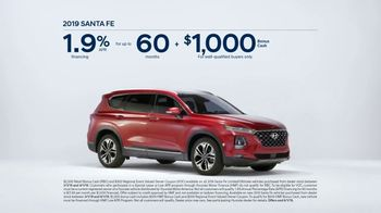 Hyundai Spring Fever Sales Event TV Spot, 'Happy Dance' [T2] - Thumbnail 10